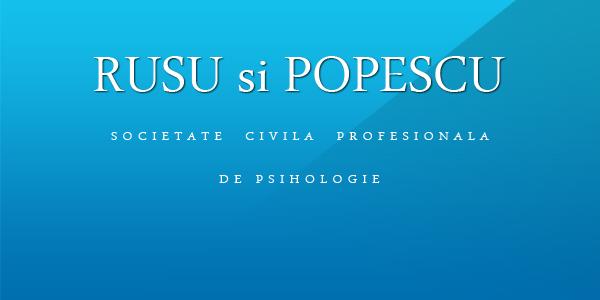 Cabinet psihologic Rusu si Popescu