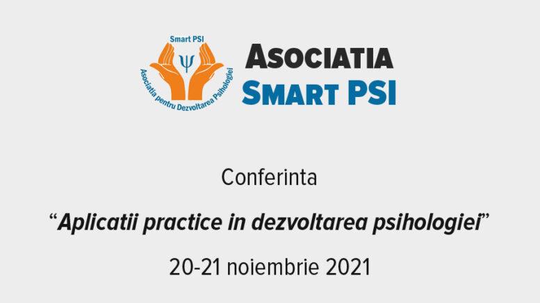 Conferinta smartpsi